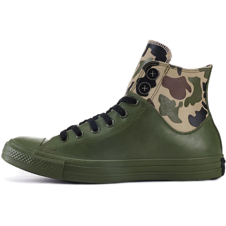 Converse for Men: Chuck Taylor All Star Camo Rubber Sneakers