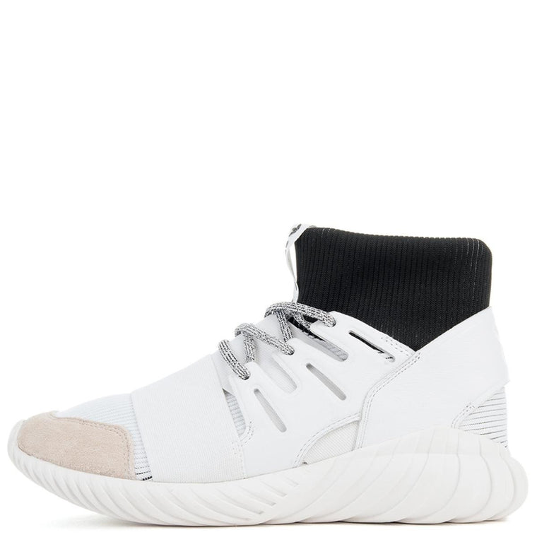 Men's Tubular Doom White Sneaker