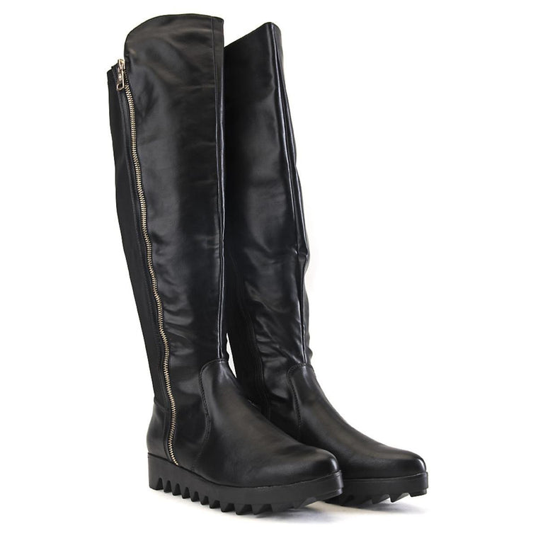 Women's Chino-1 Knee-High Boot