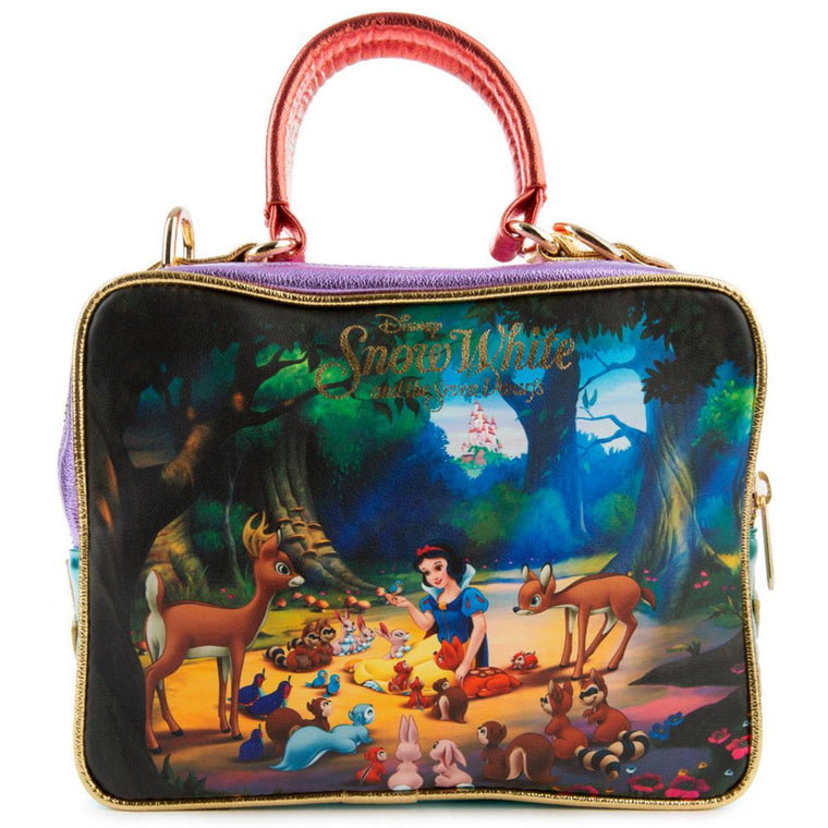 Disney's Snow White x Irregular Choice Fairest in the Land Purse