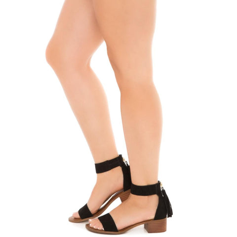 Steve Madden for Women: Darcie Black Heels