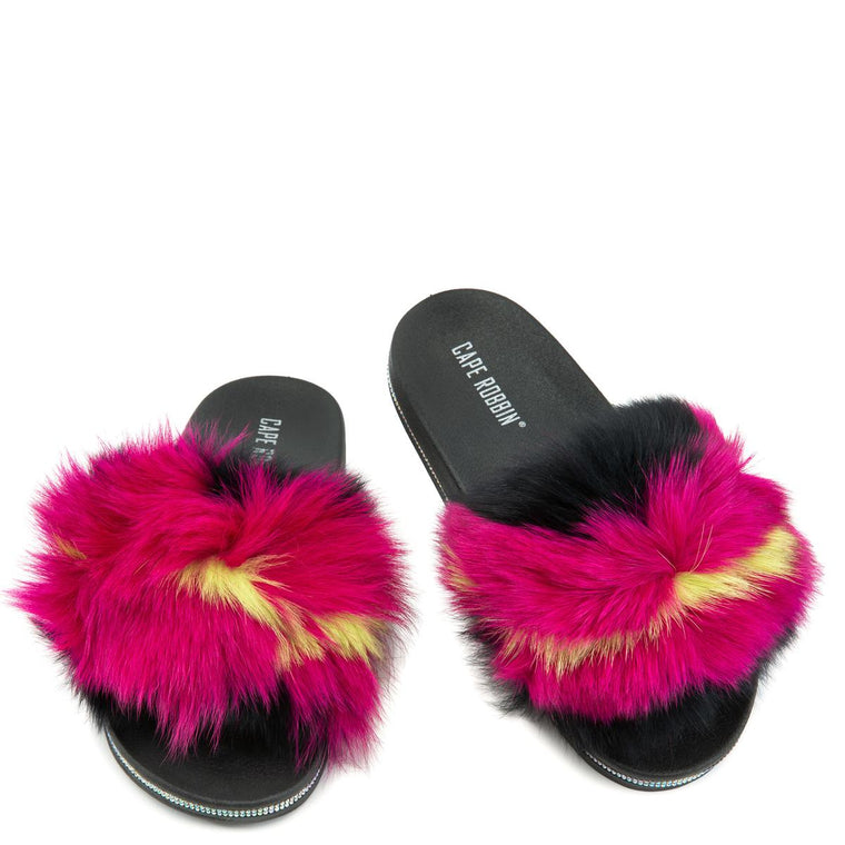 Casino Fur Slides