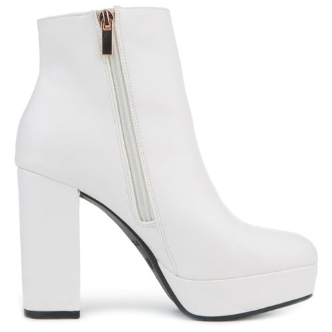 Women's Connection-02M Ankle Boots
