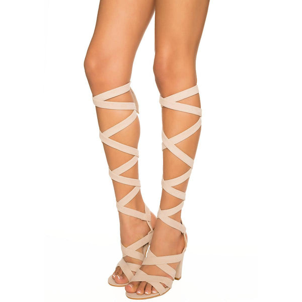 Women's May-1 Lace-Up Sandal