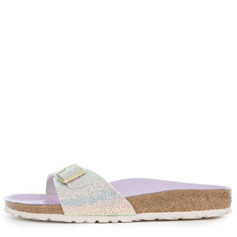 Birkenstock Madrid Ombre Pearl Silver Orchid Sandals