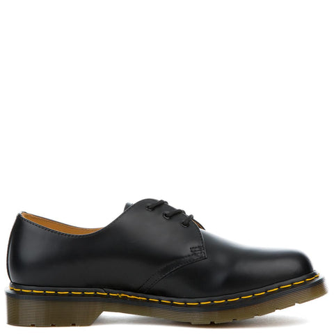 Men's 1461 Black Smooth Oxfords