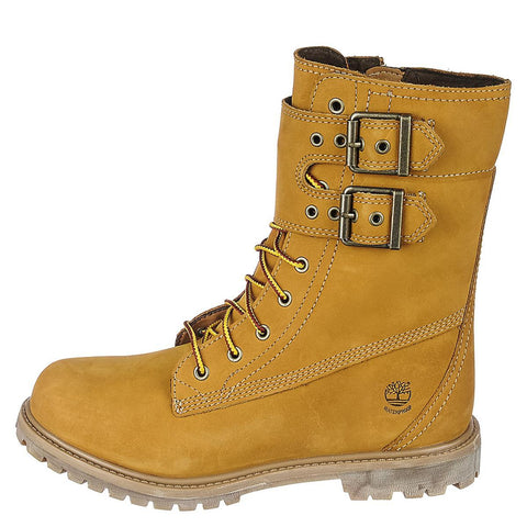 Women's Mid-Calf Boot 8IN Double Strap