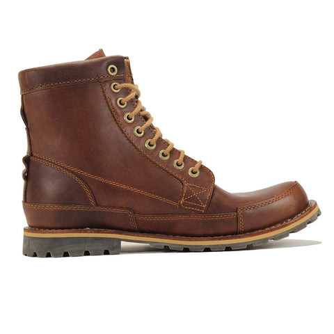 Timberland for Men: Earthkeepers Original Leather 6-Inch Brown Boot