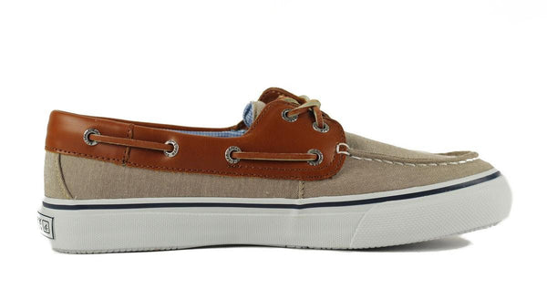 Sperry Top-Sider for Men: Bahama 2-Eye Chambray Chino Sneaker