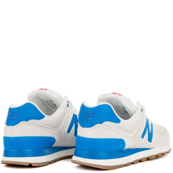 Women's Classic Traditionels Blue Sneaker