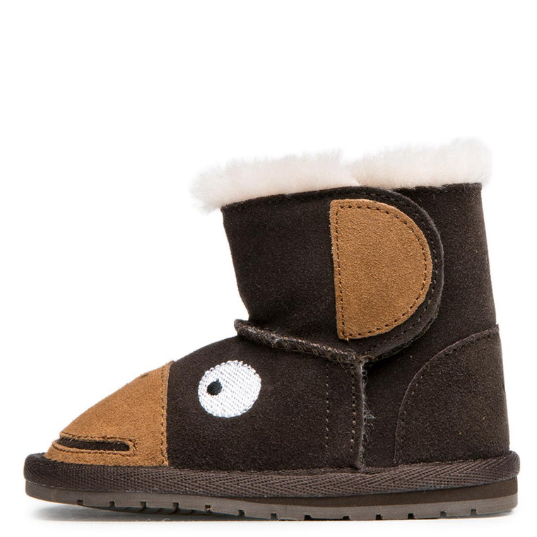 Emu Australia Infant Monkey Tail Walker Boot