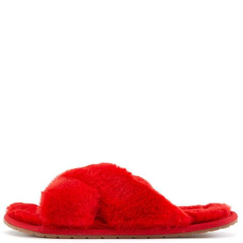 Dearly-1 Fuzzy Slippers