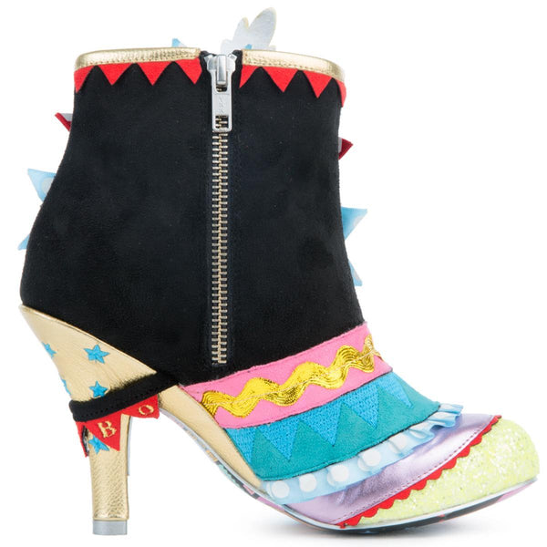 Disney's Dumbo x Irregular Choice I Give You Dumbo Ankle Boots