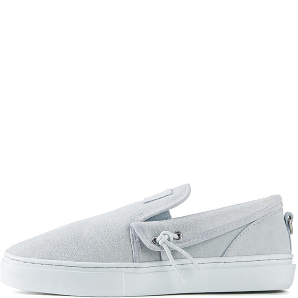 Clear Weather for Men: Lakota in Pale Blue Slip-On Sneakers