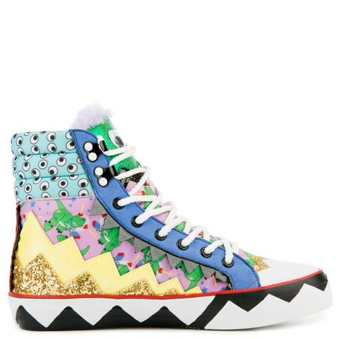 Toy Story x Irregular Choice Women's Cover My Eyes! Sneakers