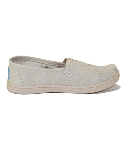 Toms for Kids: Classic Cream Chambray