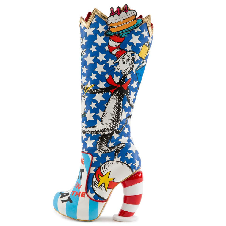 The Cat In The Hat Boots