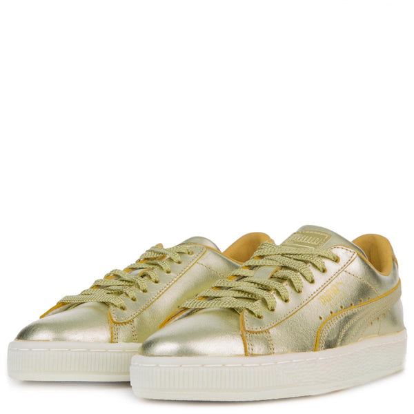 SUEDE 50TH GOLD (GS)