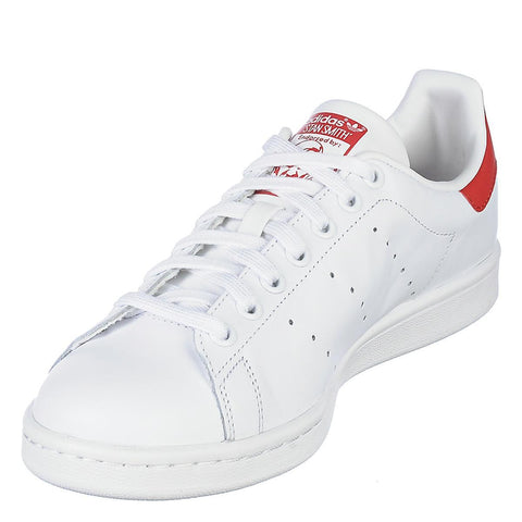 Stan Smith White / Red Sneakers