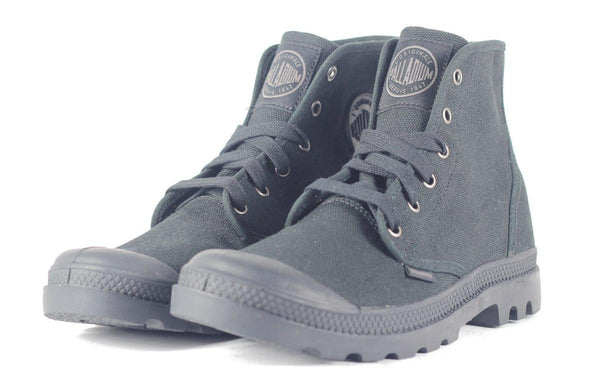 Palladium for Men: Pampa Hi Black Black Boot