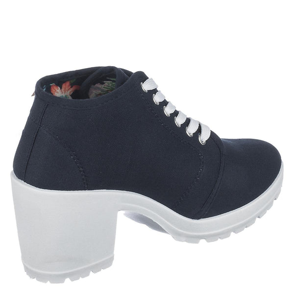 Women's Casual Low Heel Sneaker Timber-02