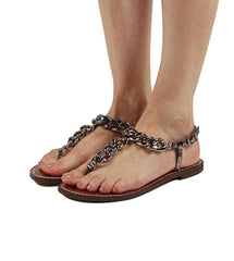 Sam Edelman for Women: Grella Pewter Sandals