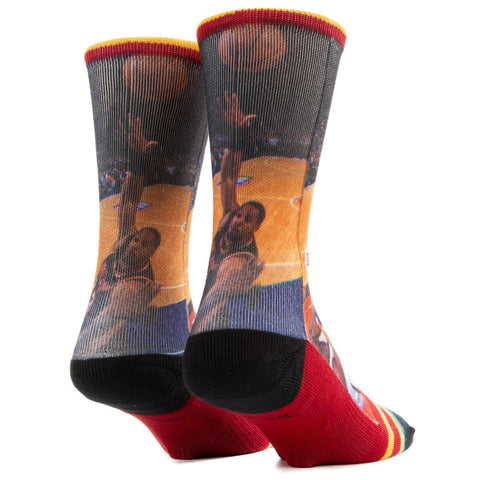 Stance for Men: NBA Alonzo Morning Socks