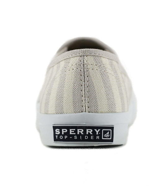 Sperry Top-Sider for Women: Seaside Breton Stripe Sand
