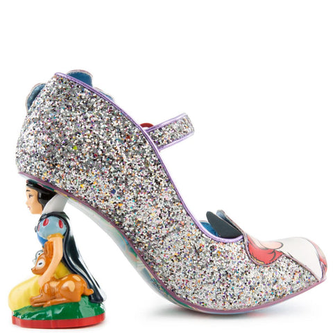 Disney's Snow White x Irregular Choice Seven is Company Heels
