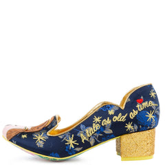 Disney's Beauty And The Beast x Irregular Choice As Old As Time