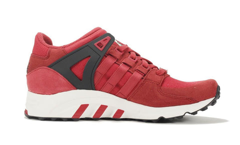 Adidas for Men: Equipment Running Support Red Sneaker