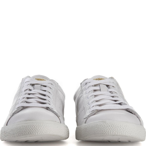 Onitsuka Tigers Unisex: Lawnship White/White Sneakers