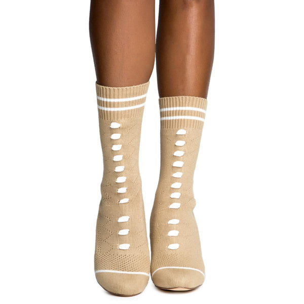 Cape Robbin Perry-1 Nude Women's Booties