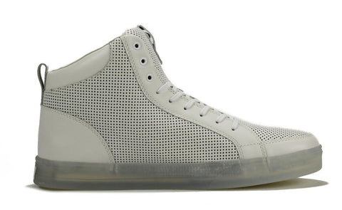 Men's Russell 07 White Sneakers