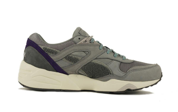 Puma for Men: R698 x BWGH Gray Sneaker