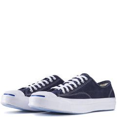 Converse for Men: Jack Purcell Signature Nubuck Inked Sneakers