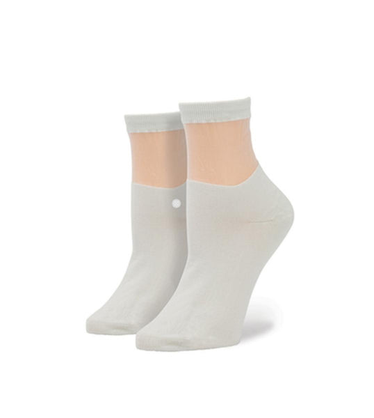 Stance: Braziliant Grey Socks