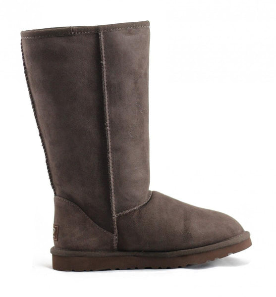 UGG Australia for Women: Classic Tall Chocolate Boots