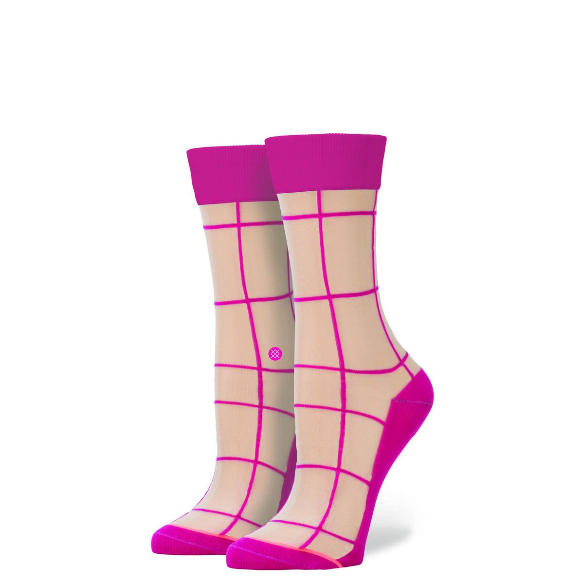 Stance for Women: Retro Pink
