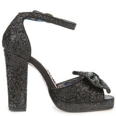 Women's Flaming June Black High Heel