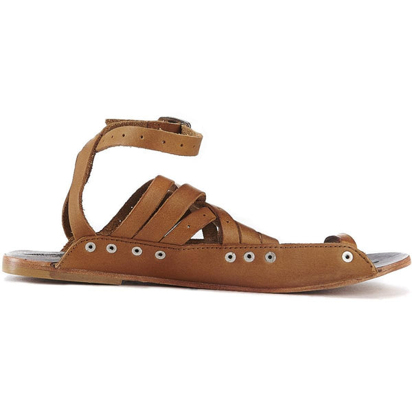 Free People for Women: Belize Tan Sandals