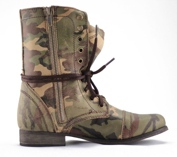Women's Combat Boot Troopa