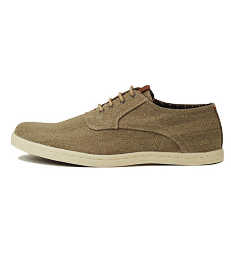 Ben Sherman for Men: Parnell Canvas Stone
