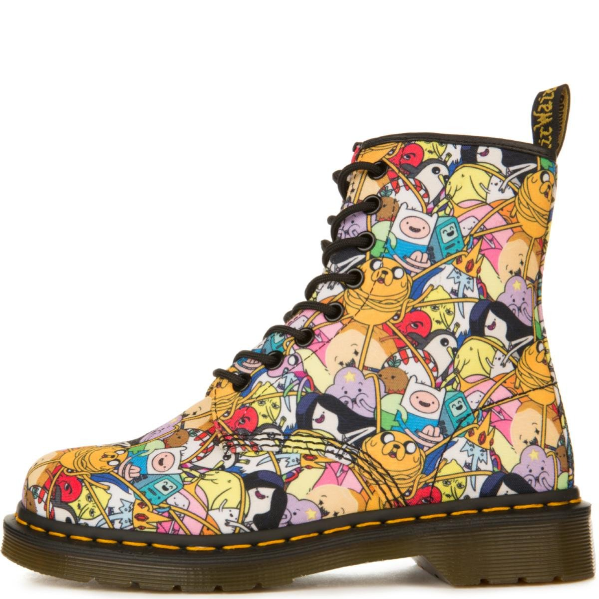 Dr. Martens Unisex: Adventure Time Characters Castel Boots