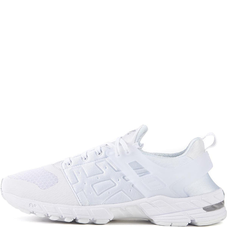 asics Unisex: GT-DS White Running Shoes