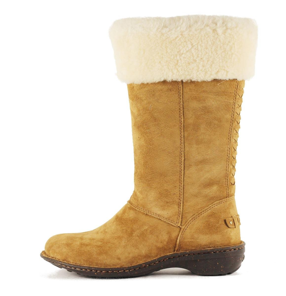ugg sheepskin cuff boot size 7
