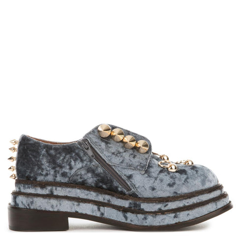 Jeffrey Campbell for Women: Vandal Light Blue Platforms