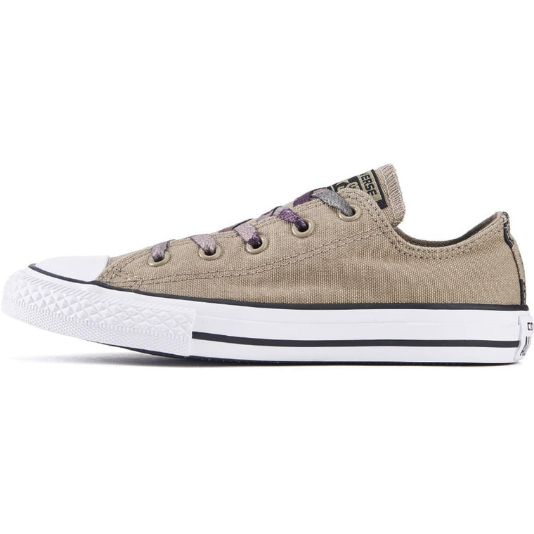 Converse for Kids: Chuck Taylor All Star Ox Sandy/Camo Sneakers
