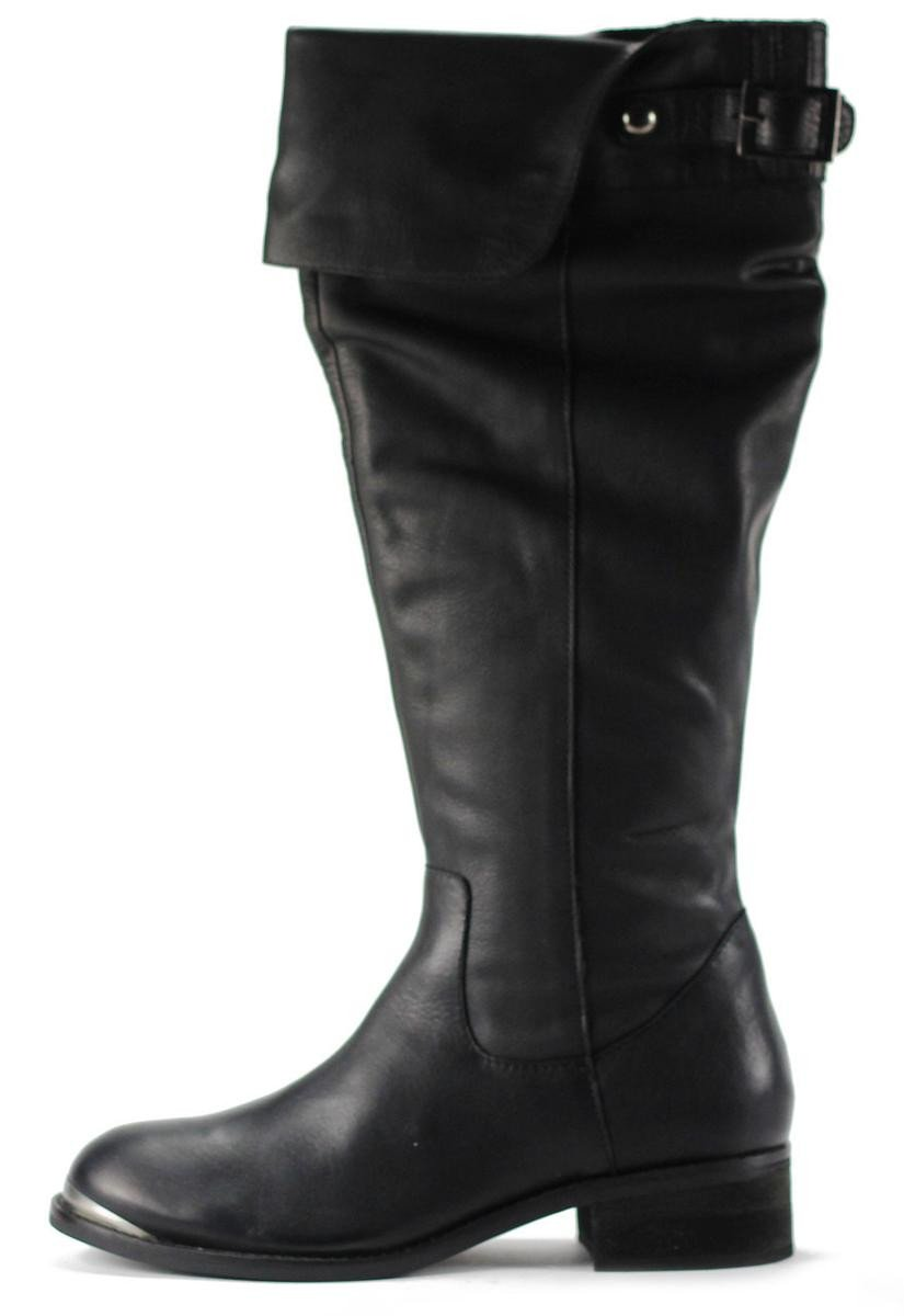 Seychelles for Women: All In Stride Black Thigh High Boots