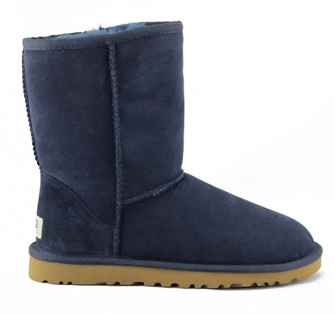 UGG Australia for Women: Classic Short Navy Boots